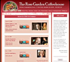 The Rose Garden Coffeehouse, Mansfield, Mass.